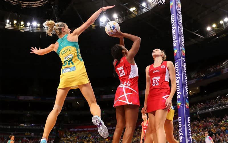 Spreading the netball bug across the UK